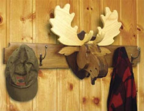 cottage fun moose rack plan workshop supply