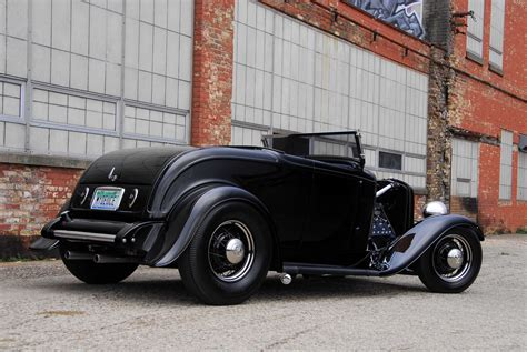 1932 Ford Roadster Packs a Vintage Punch - Hot Rod Network