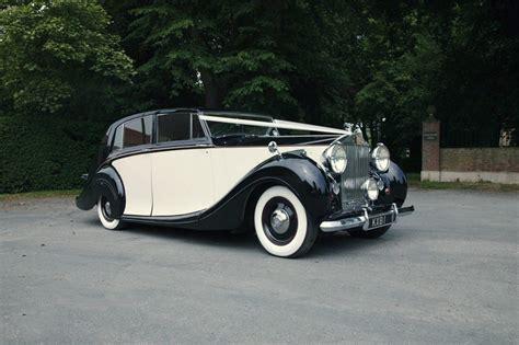 roll royce car 1950 1950 rolls royce silver wraith wedding car