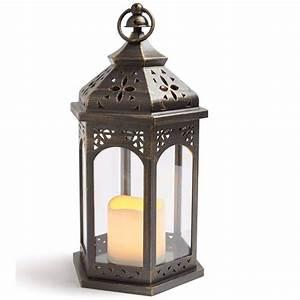 Moroccan, Candle, Lantern