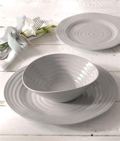 conran grey sophie portmeirion dining