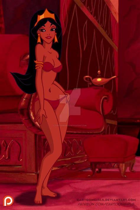 aladdin and jasmine nude best porno