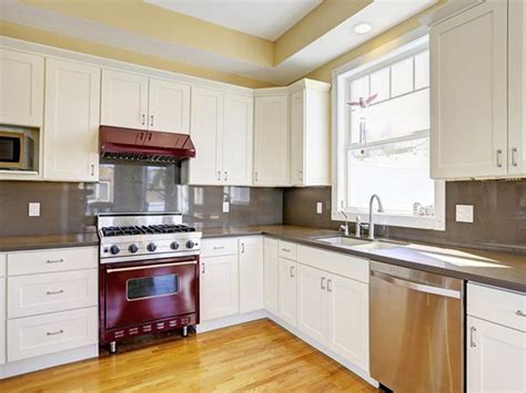 beige  creamy white kitchen colors latest trends