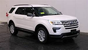 New 2018 Ford Explorer XLT in Quincy #F106467 Quirk Ford