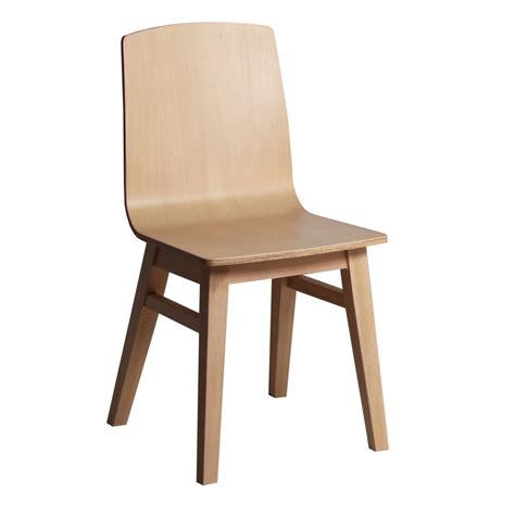 chaise en bois chaise moderne en bois massif brin d 39 ouest