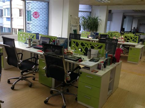 Buy Home In Germany by German New Green White Office Desk Design In