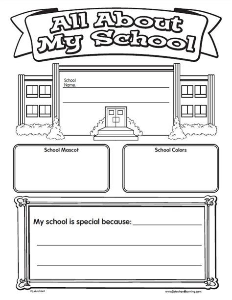 74 Best Images About All About Me, My Family & My School On Pinterest  Preschool Themes, Back