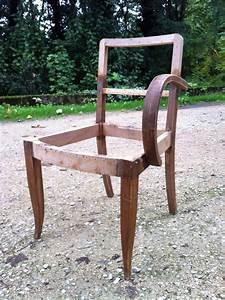 Fauteuil Bridge Neuf : fauteuil bridge alice de clous et de crin ~ Teatrodelosmanantiales.com Idées de Décoration
