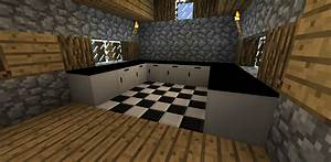 [1 2 5] Modern Kitchen Mod - Minecraft Mods - Mapping and