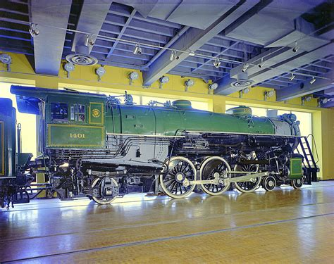steam locomotive southern railway  smithsonian