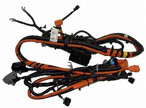 2011 Chevy Volt Chassis Wiring Harness 22774868