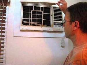 Installing A New Air Conditioner  Ac  Wall Unit
