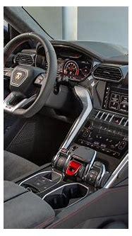2019 Lamborghini Urus Rosso Anteros interior 1 - MotorTrend