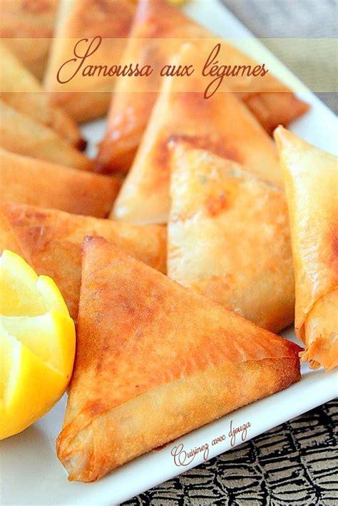 pate a frire croustillante samoussa aux legumes pate filo recettes faciles recettes rapides de djouza