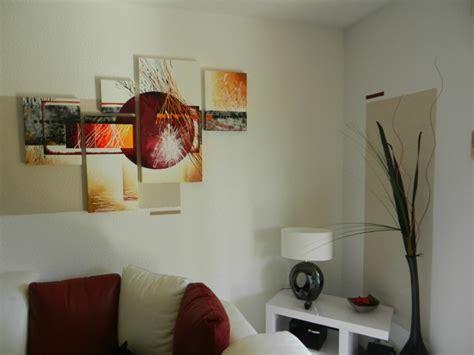 chambre loft comment disposer vos tableaux modernes sur le mur