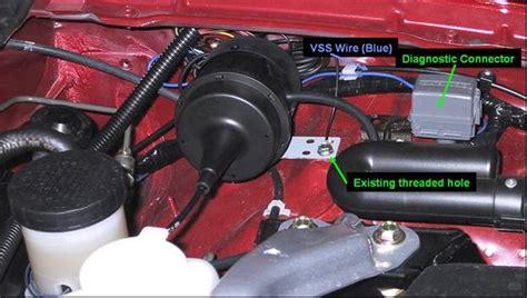 Mazdaspeed Miata Cruise Control Installation