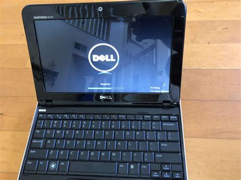 dell inspiron mini 1012 laptop with windows 10 for sale in