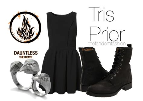 tris prior character inspired style