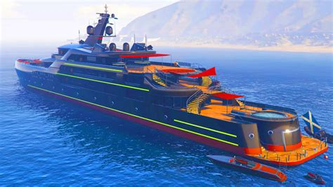 Boat R Gta 5 by Gta 5 Save Millions Best Yacht Is Quot The