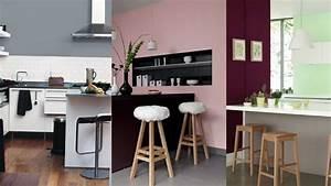 Peinture Spéciale Cuisine : peinture sp ciale cuisine et bains dulux valentine youtube ~ Melissatoandfro.com Idées de Décoration