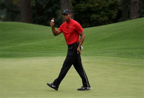 Tiger Woods wins fifth Masters, 15th major   WKRC
