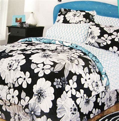 twin id colors floral bedskirt sheets reversible