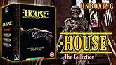 HOUSE - The Collection | Arrow Video | Unboxing | - YouTube