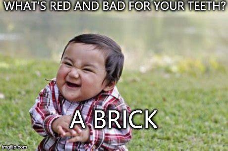 Bad Teeth Meme - evil toddler meme imgflip