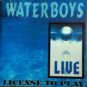 waterboys license  play  cd discogs