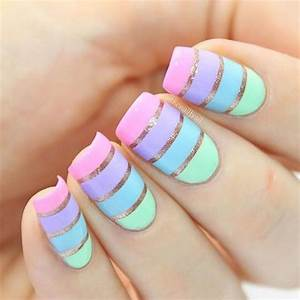 23 Cute Nail Art Designs To Try In 2017 | Nail nail ...