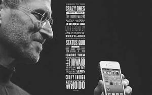 "Steve Jobs ""Think Different"""