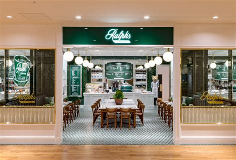 And a shopping visit to ralph lauren's polo mansion during the u.s. Ralph's Coffee(ラルフズ コーヒー) | 京都BAL(バル)