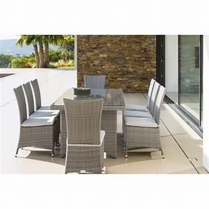 Chaise De Jardin En Aluminium : chaise de jardin cuba aluminium et r sine tress e hesp ride ~ Teatrodelosmanantiales.com Idées de Décoration