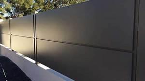 Prix D Une Cloture : la pose d une cl ture aluminium ~ Dailycaller-alerts.com Idées de Décoration