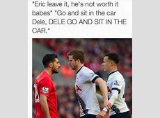 Spurs star Dele Alli shares funny joke about his & Eric