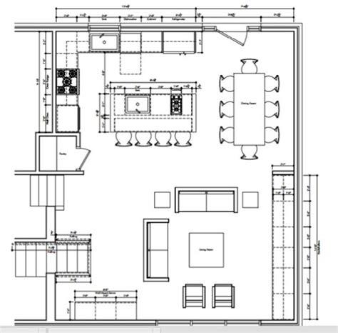kitchen island width kitchen island dimensions