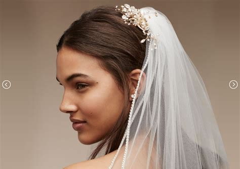 Wedding Veil Styles Bridal Headpieces Tiaras And Veils
