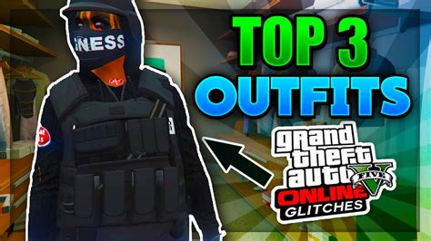 Top 3 Outfits of the Week In GTA 5! (Best RNG Outfit Military Outfit Best Modded Outfit)#15 ...