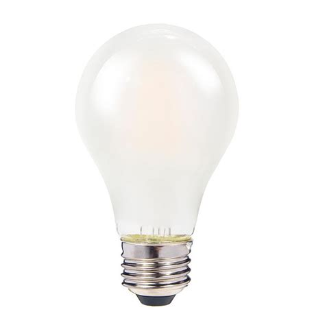 dimmable led light warm white 40w equivalent frosted warm white a19 dimmable child safe