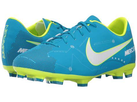 preschool soccer shoes nike mercurial victory vi neymar firm ground soccer 663