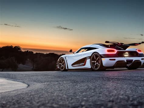Wallpaper Koenigsegg Agera R
