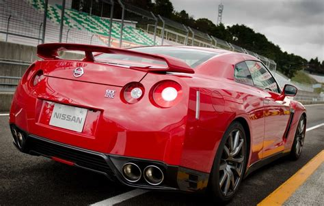 Nissan Gtr 8 Car Desktop Background