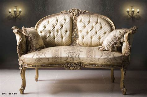 Luxurious Seating French Furniture