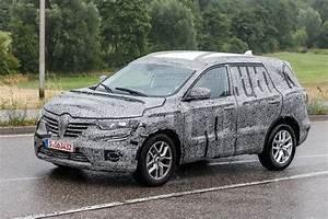 Argus Automobile Renault : renault koleos 2016 le futur koleos roule d j l 39 argus ~ Gottalentnigeria.com Avis de Voitures