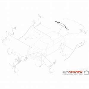 61119809788 Mini Cooper Replacement Wiring Kit Rear Trunk