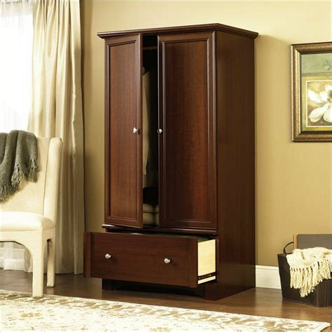 Armoire Wardrobe Storage Cabinet by Armoire Wardrobe Cabinet Furniture Clothes Wood Storage