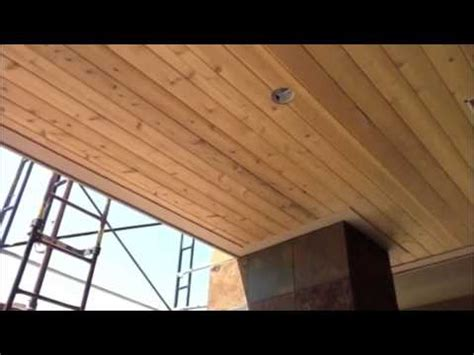 tongue  groove soffits youtube