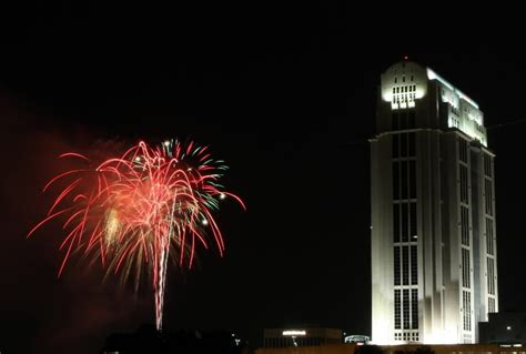 Pictures: Downtown Orlando 4th of July fireworks - Orlando ...