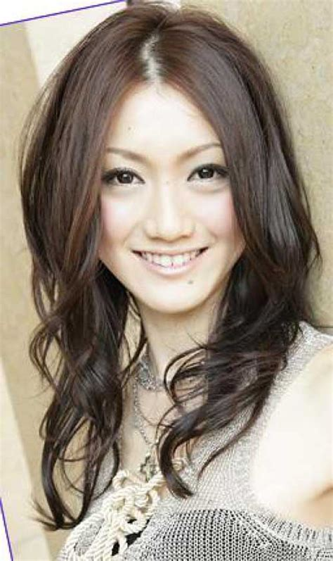 asian  long hair hairstyles  haircuts lovely