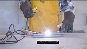 Soudure Al Arc : souder l 39 arc tuto bricolage avec robert pour apprendre la soudure l 39 arc youtube ~ Dallasstarsshop.com Idées de Décoration